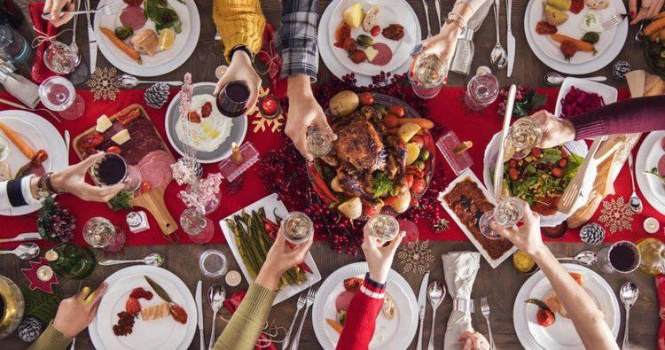 guía para sobrevivir a la cena de nochebuena y que todo no acabe en caos