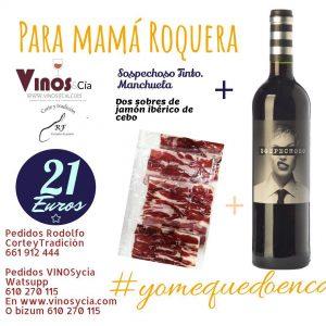 PaCK VINATEROS ROQUEROS