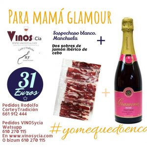 Pack para Vinateros con Glamour