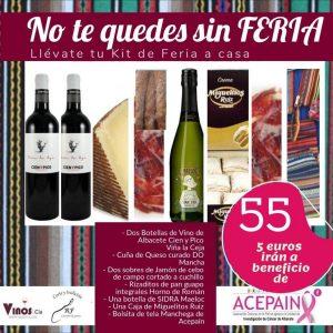 Pack Solidario Feria 2020