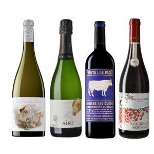 Pack de vinos de diciembre