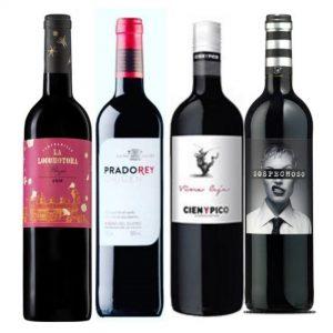Pack de vinos económicos