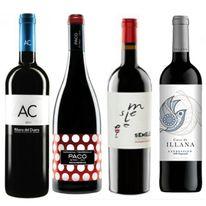 Pack de vinos anticrisis I del mes de marzo para el club de vinosycia