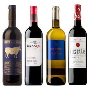 Pack de vinos anticrisis del mes de marzo