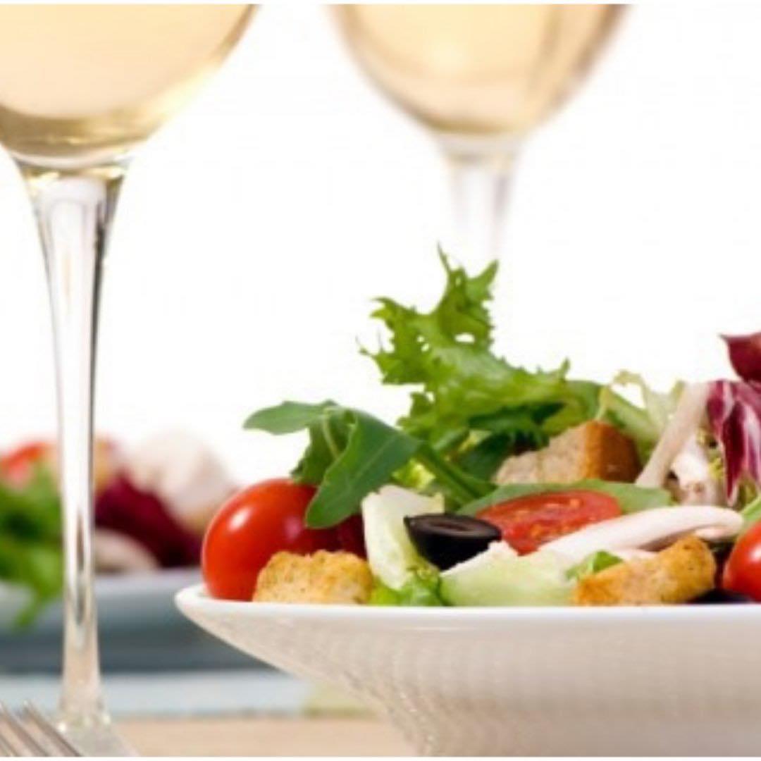 dieta y vino