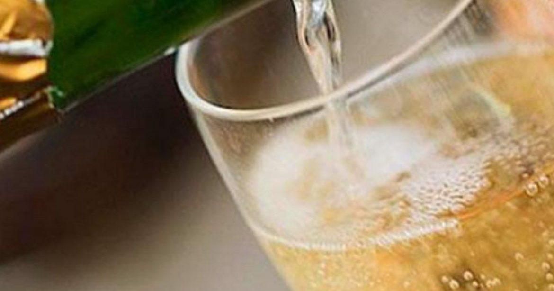 historia sobre el champagne