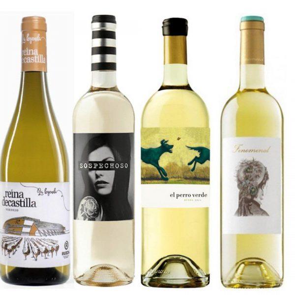 Pack de vinos de julio