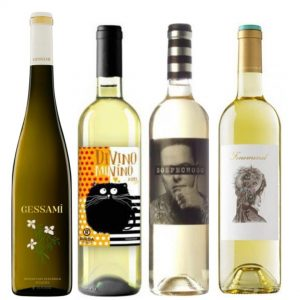 pack de vinos blancos